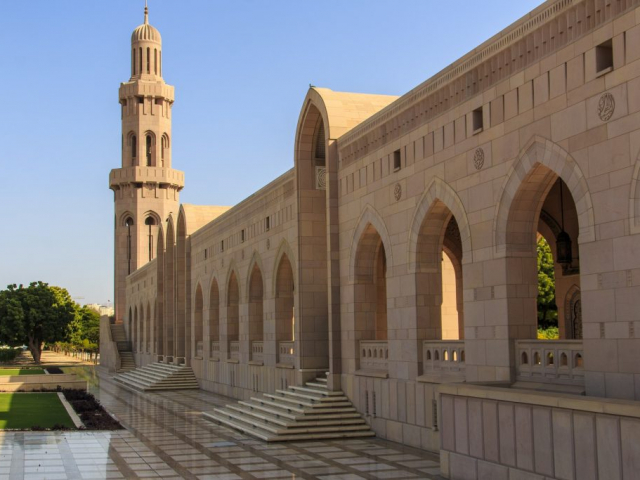 Experience Muscat | Sultan Gaboos Grand Mosque, Muscat, Oman
