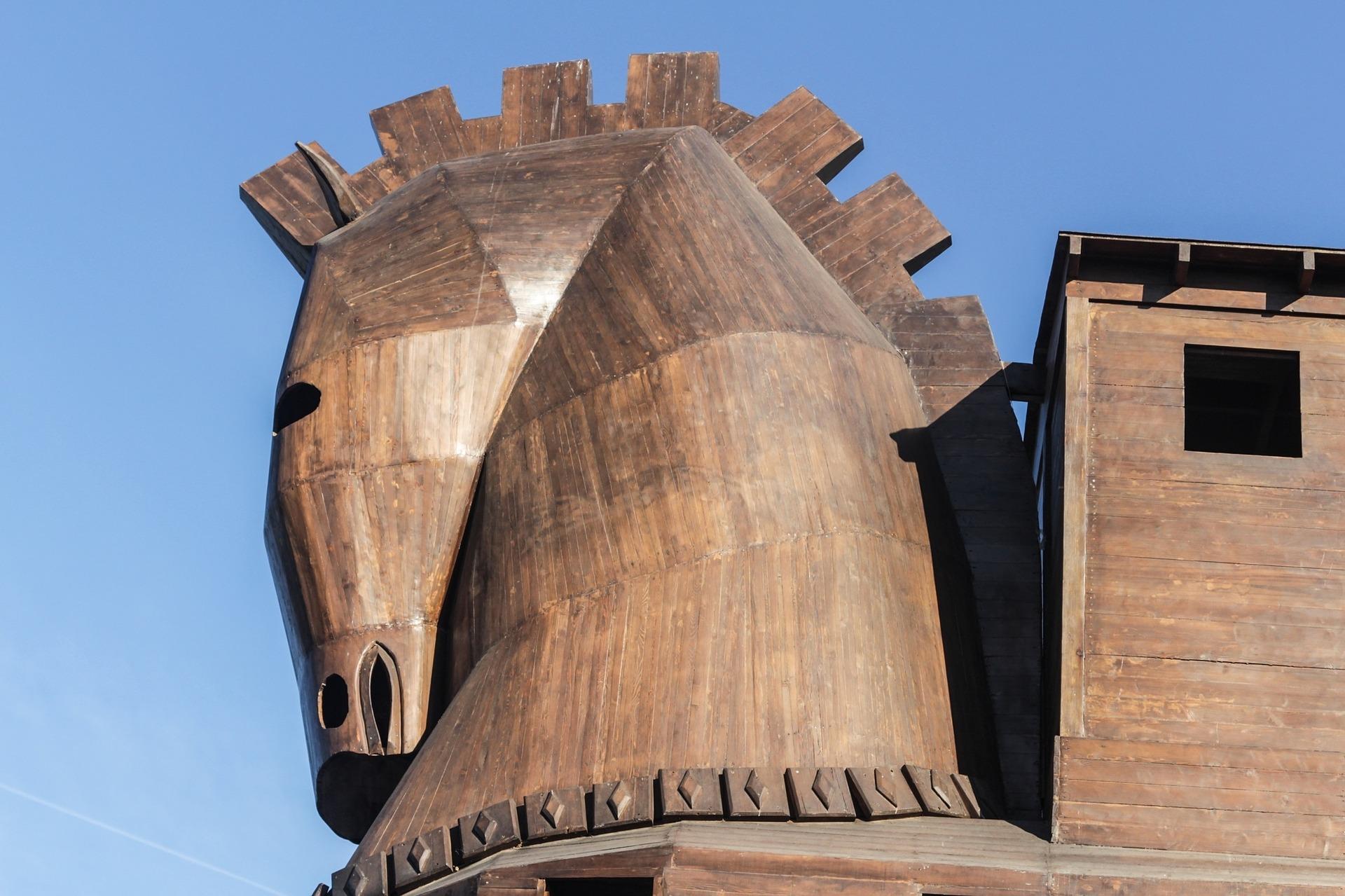 Wonders of Turkey | Trojan Horse, Troy, Turkey