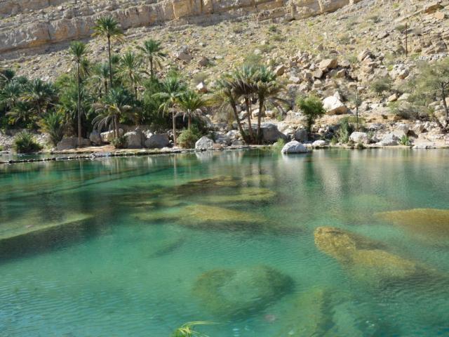 Arabian Odyssey | Wadi Bani Khalid, Oman