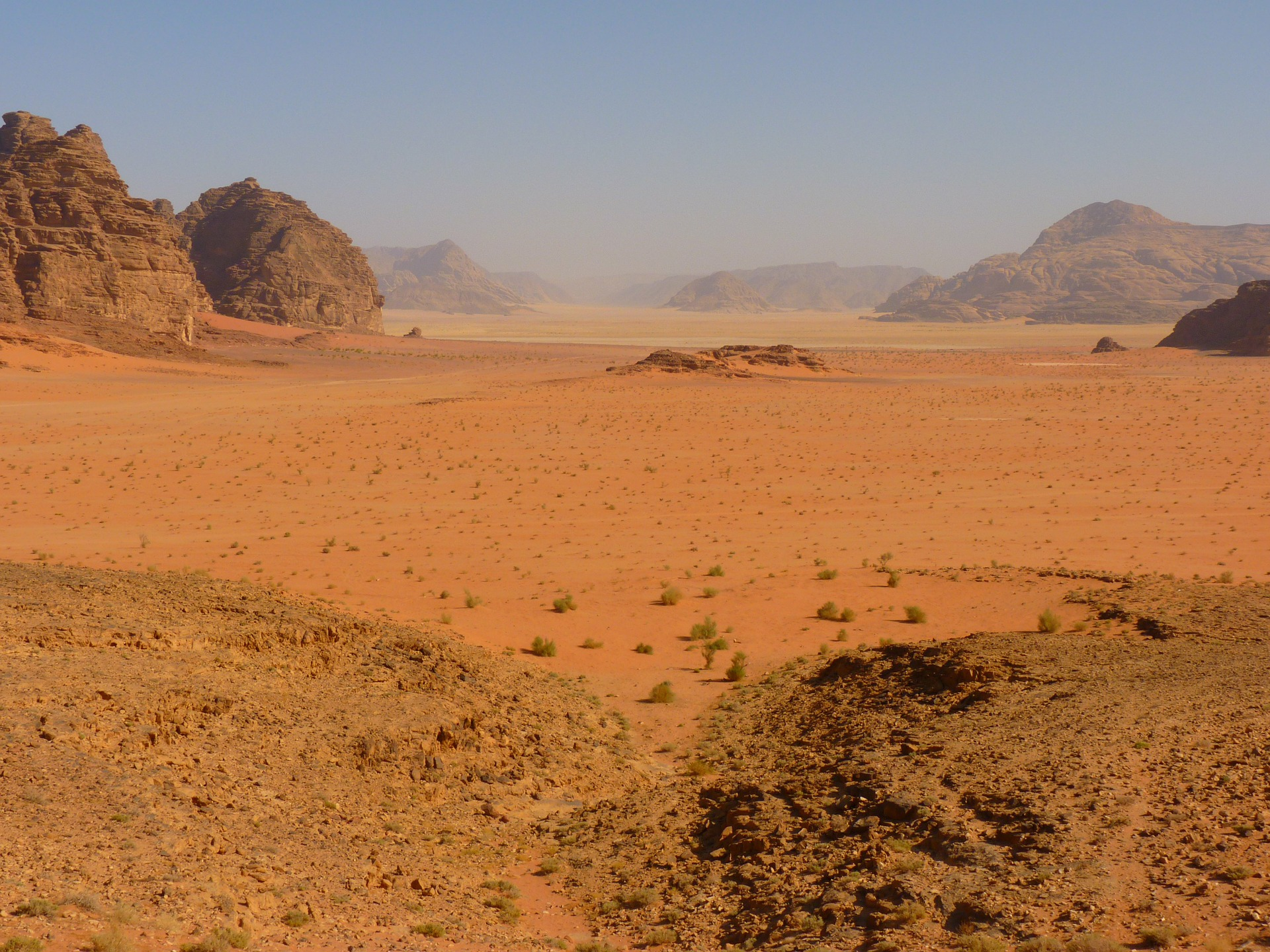 Jordan Uncovered - Wadi Rum, Jordan
