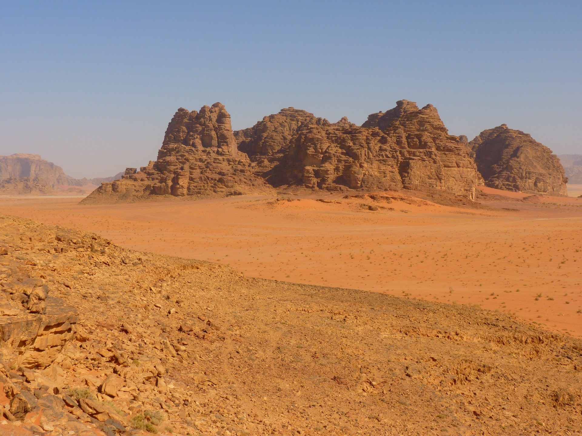 Highlights of Jordan - Wadi Rum, Jordan