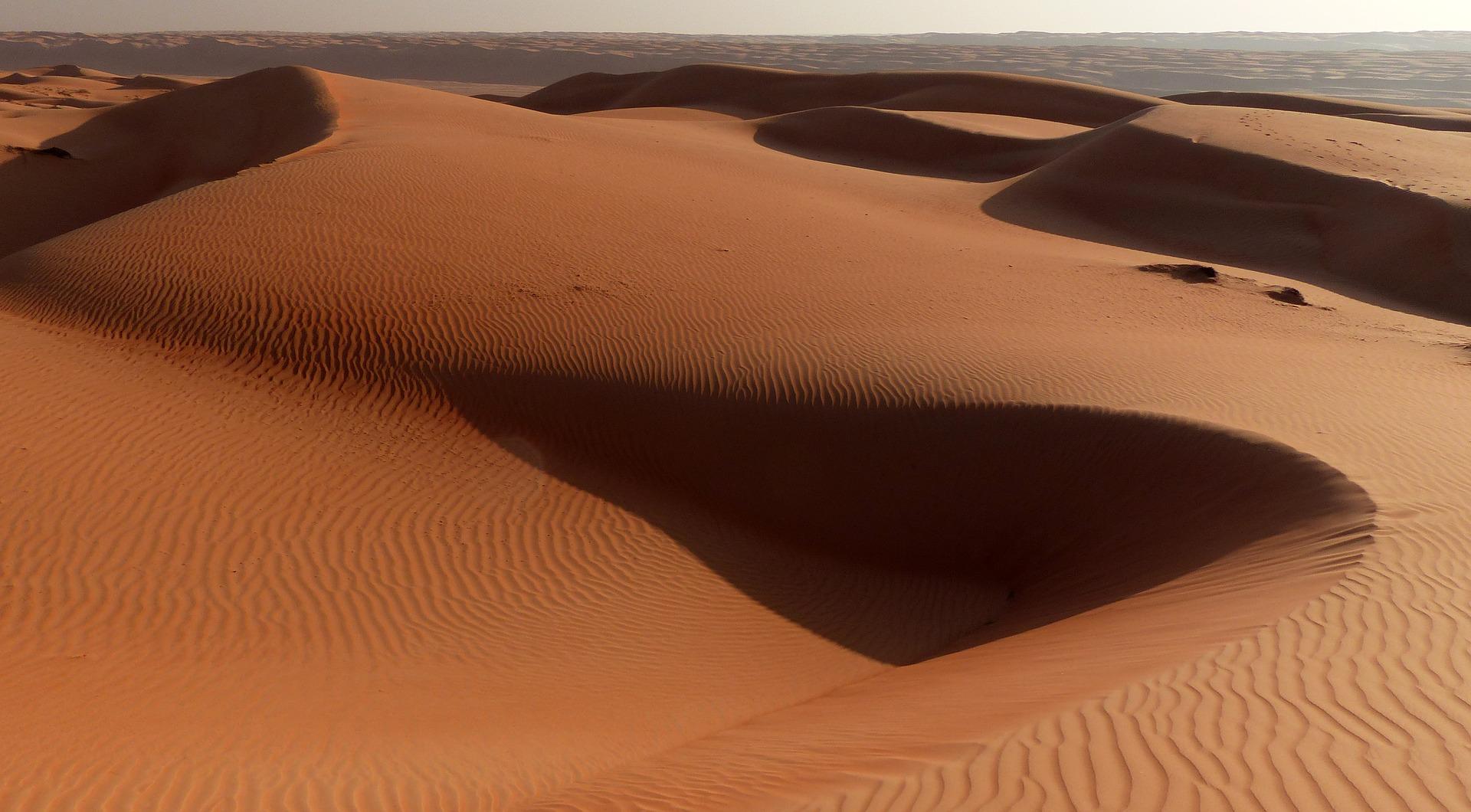 A Journey Through Arabia - Wahiba Sand Dunes, Oman