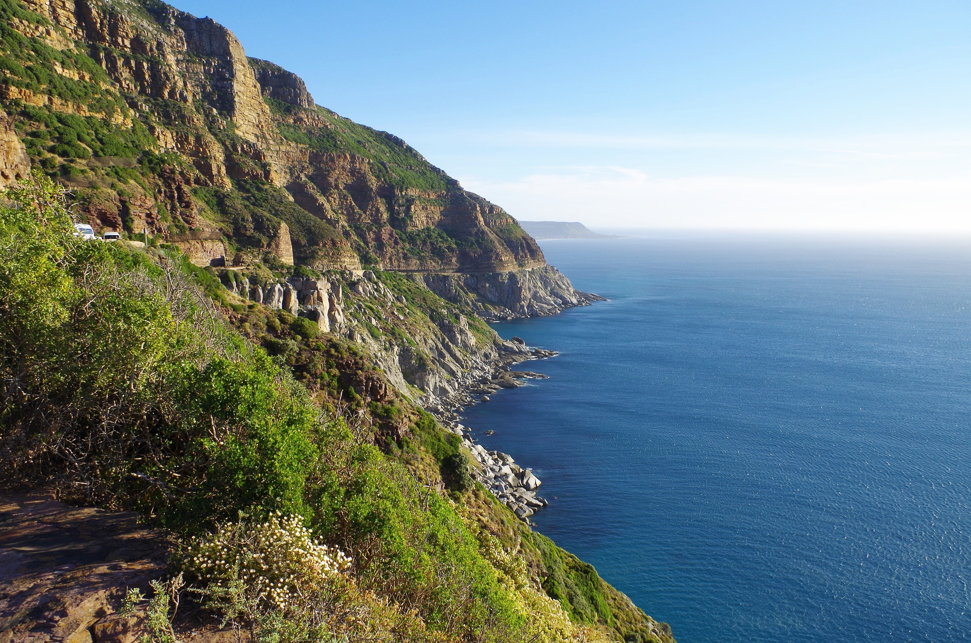 African Odyssey | Chapman's Peak Drive, South Africa