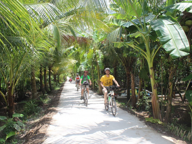 Angkor to Saigon by Bike