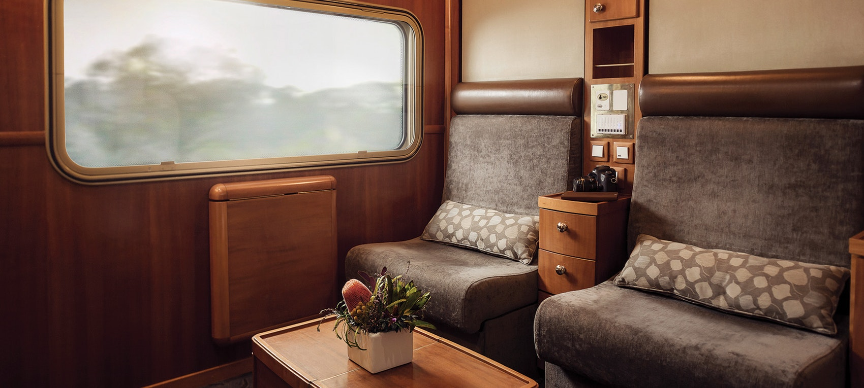 Great Southern Rail | Platinum Cabin