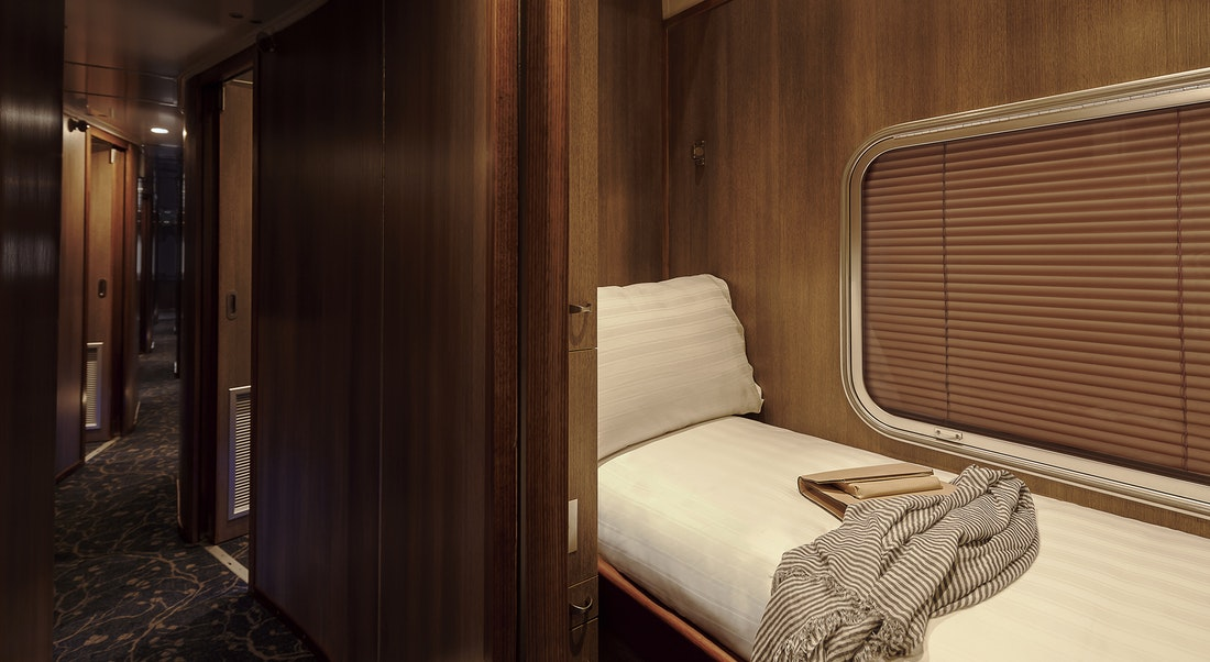 Great Southern Rail | Gold Service Single Cabin