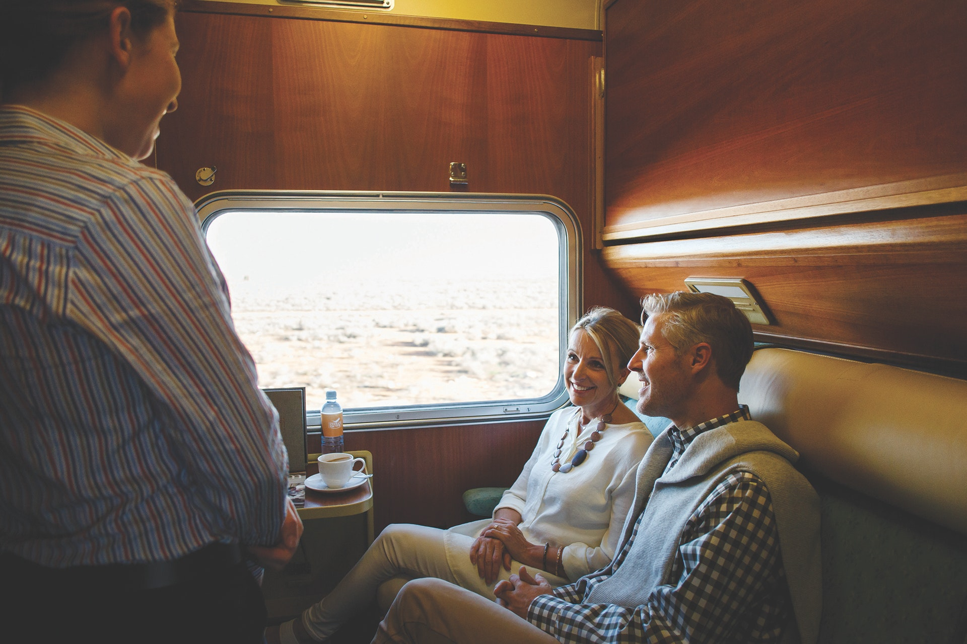 Great Southern Rail | Gold Twin Cabin
