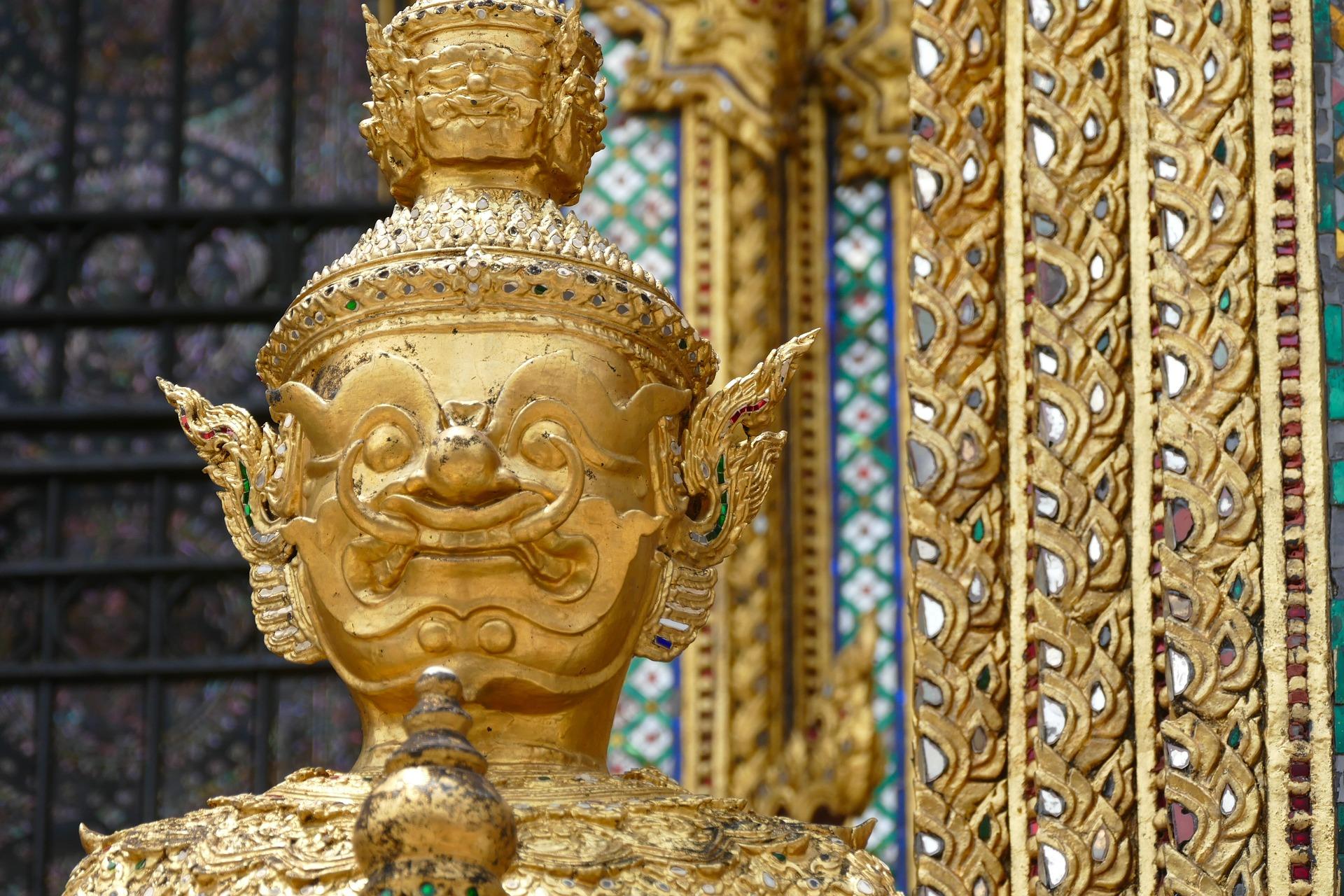 Saigon & Bangkok Explorer | Grand Palace, Bangkok, Thailand