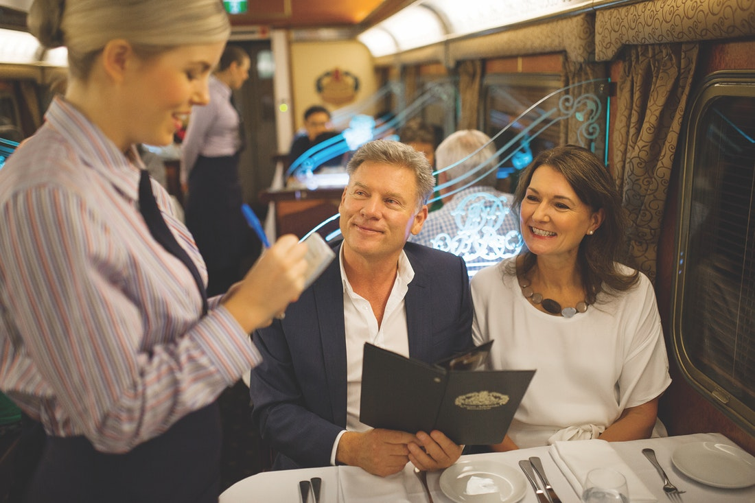 Great Southern Rail | Great Southern, Queen Adelaide Restaurant
