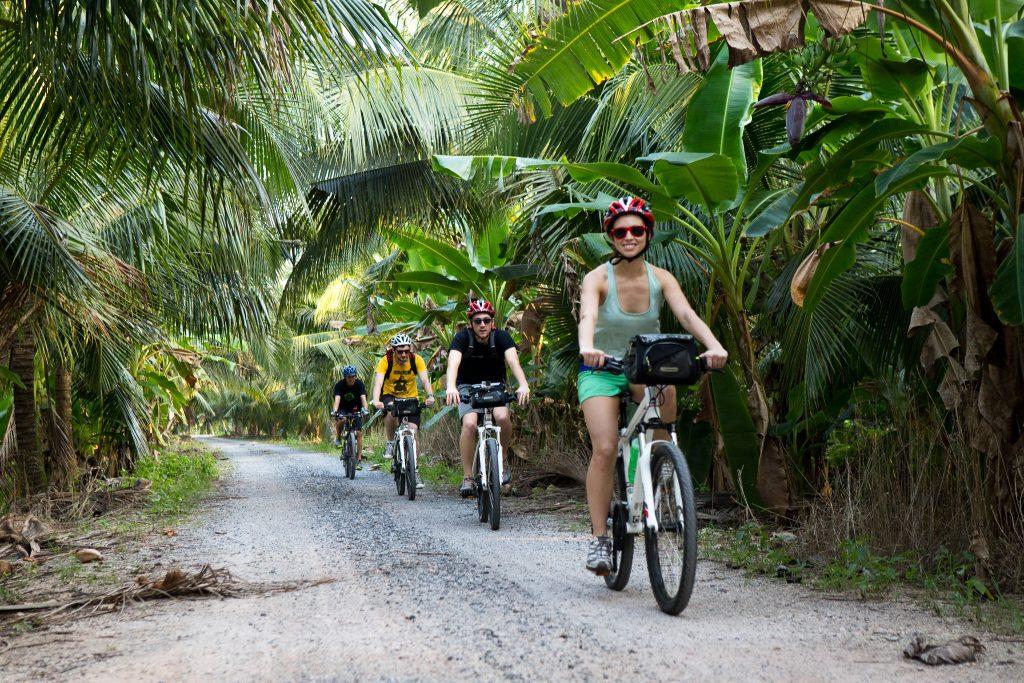 Cylcle Bangkok to Angkor