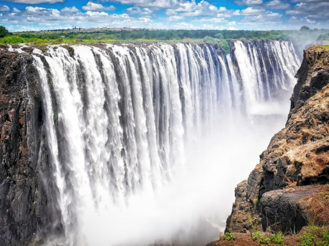 Great African Journey | Victoria Falls, Zimbabwe