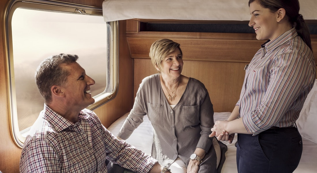 Great Southern Rail | Gold Superior Cabin