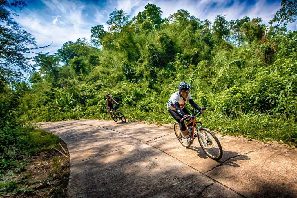 Explore the Highlights of Northern Thailand by bike