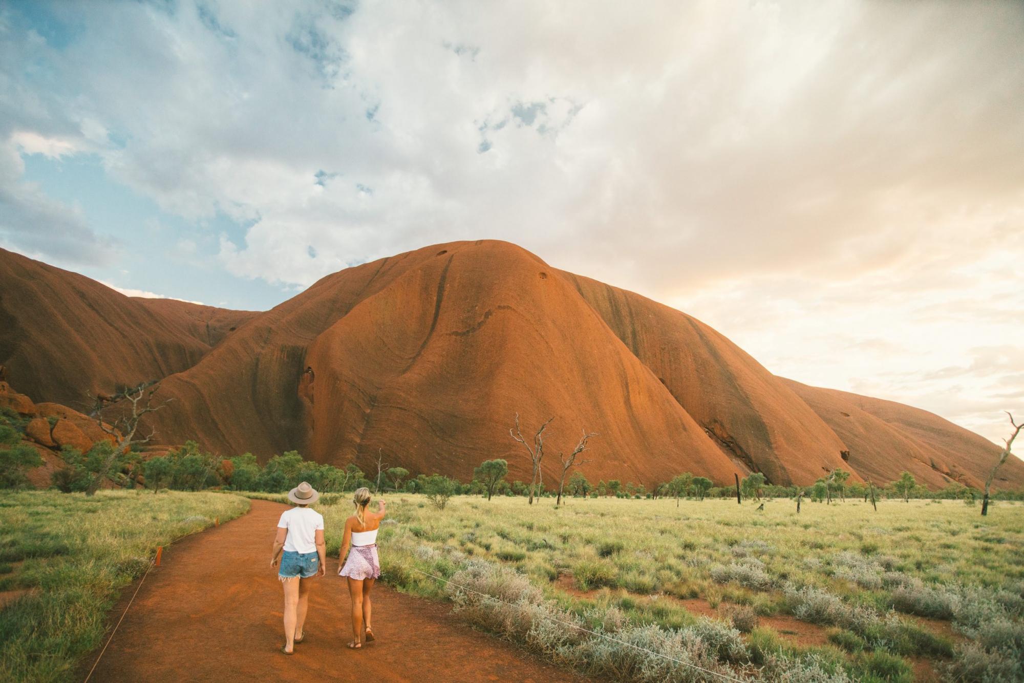 Uluru & Kata Tjuta Cultural Adventure | Uluru, Uluru-Kata Tjuta National Park, Central Australia, Northern Territory