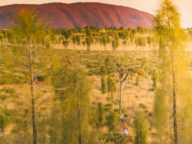 Uluru & Kata Tjuta Highlights | Grandness of Uluru, Northern Territory