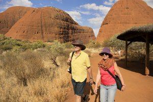 Uluru & Kata Tjuta Highlights | Walpa Gorge, Kata Tjuta, Central Australia, Northern Territory