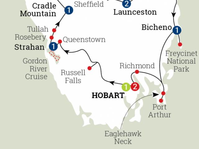 Tasmanian Wonders