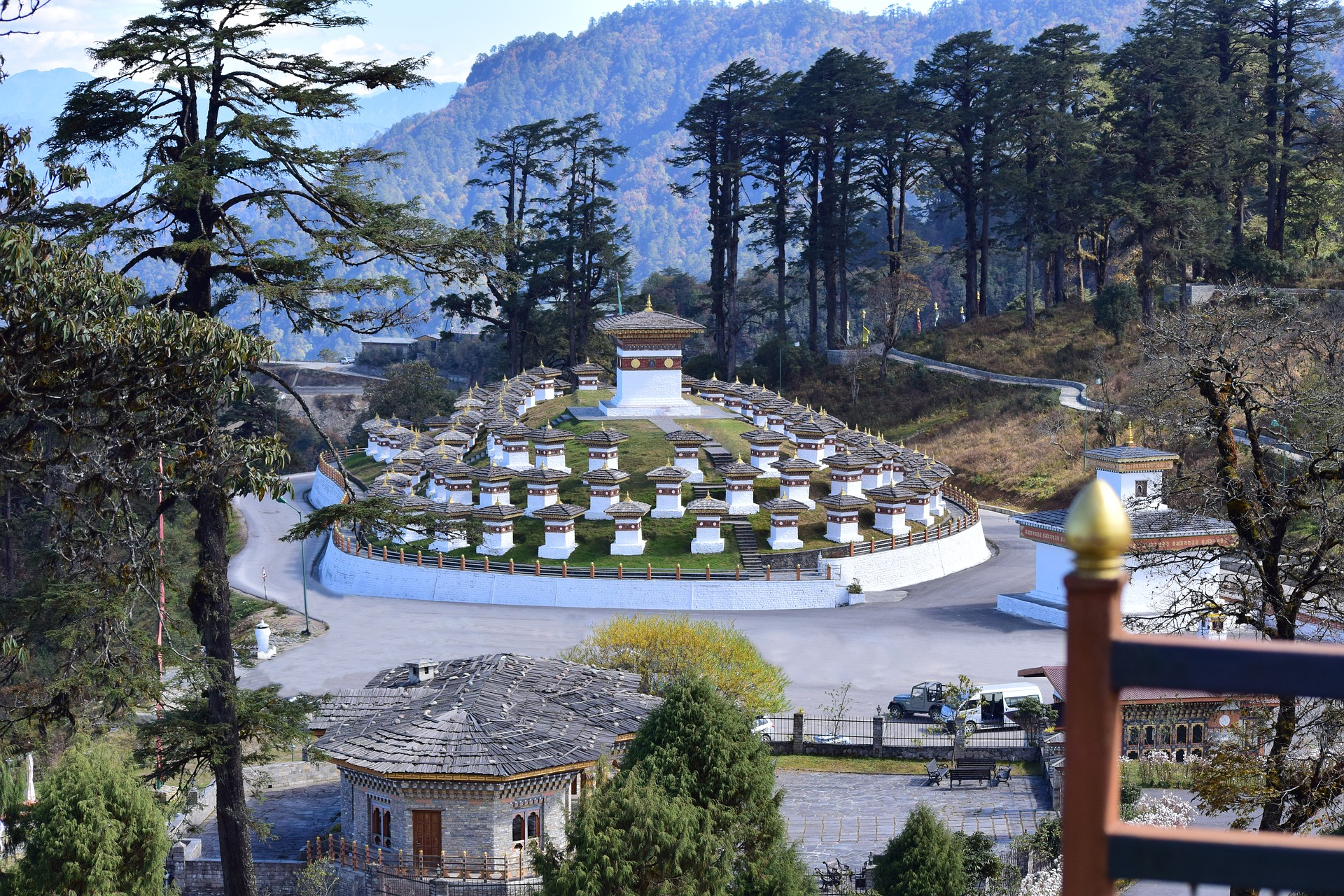 The Last Shangri-La | Dochula Pass, Bhutan