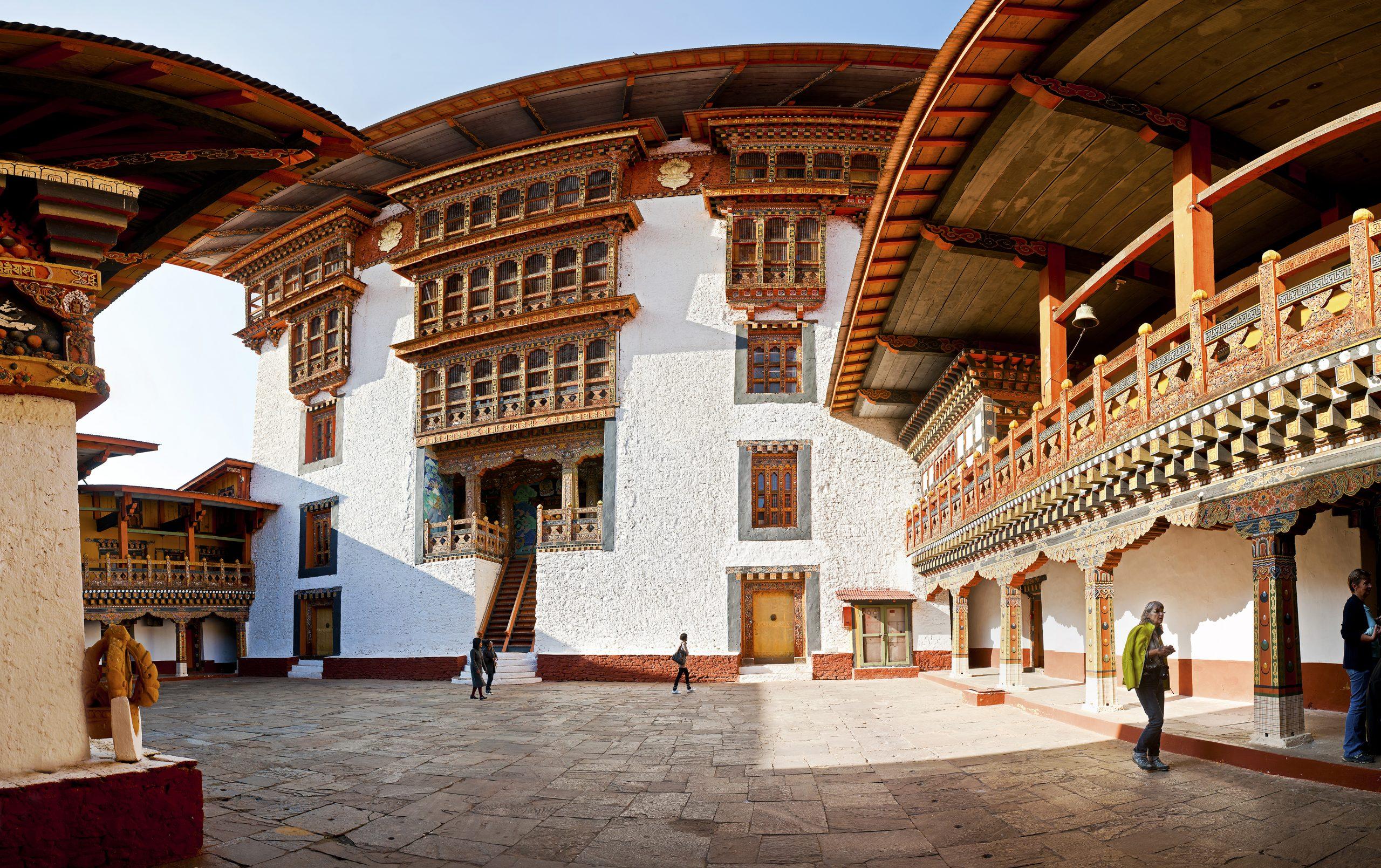 Taste of Bhutan | Punakha Dzong, Bhutan