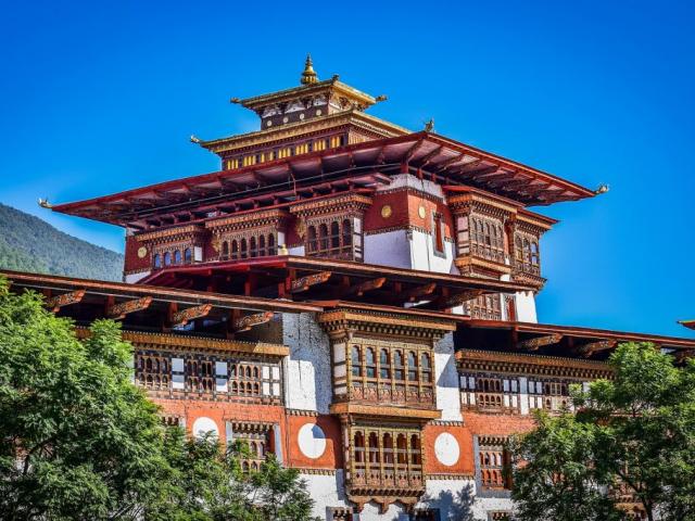The Last Shangri-La | Punakha Dzong, Bhutan