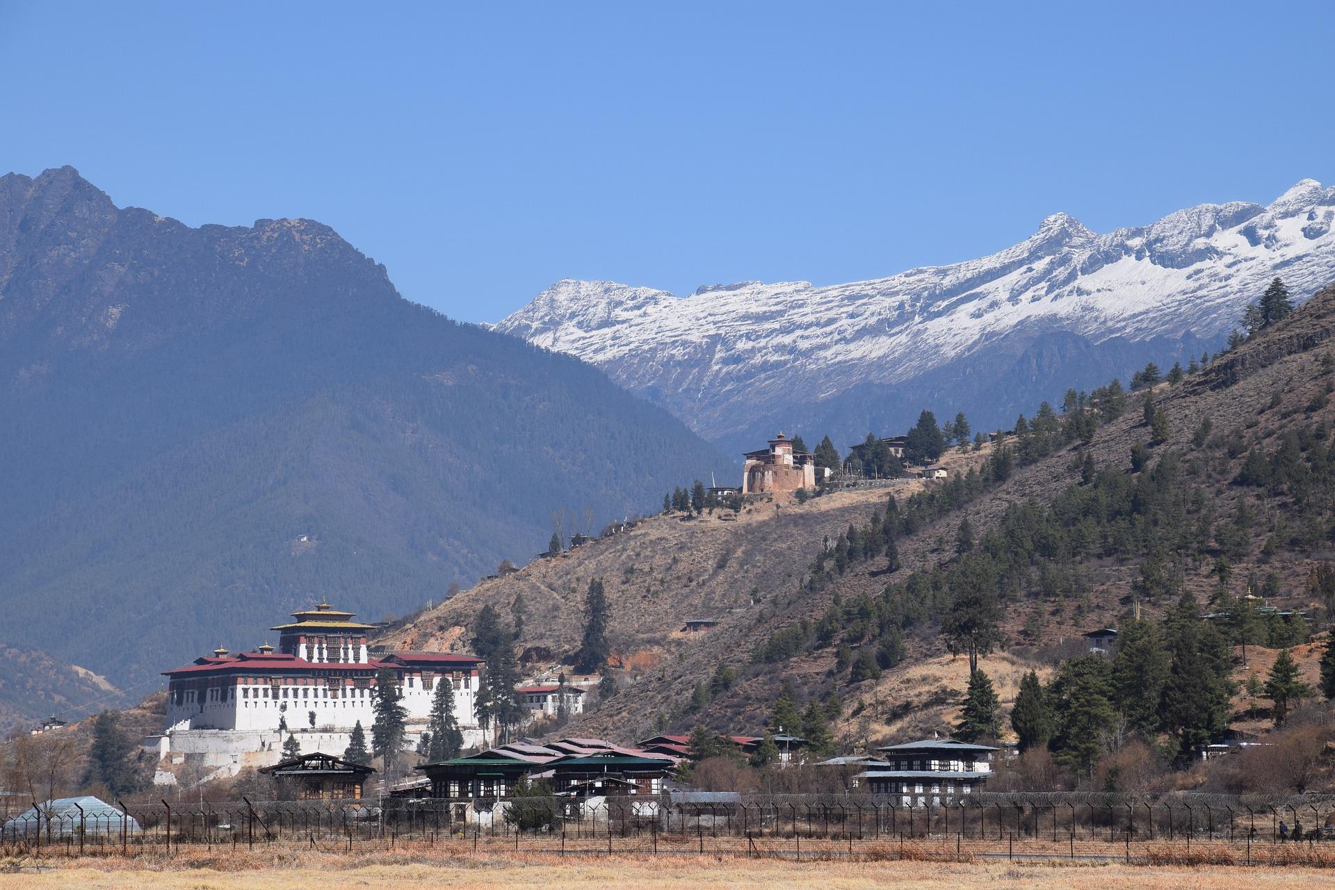 Discover Paro | Rinpung Dzong, Paro, Bhutan