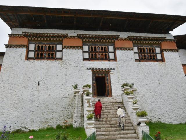 Taste of Bhutan | Simtokha Dzong, Bhutan