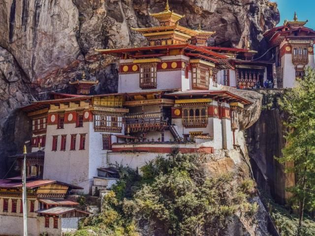 Discover Paro | Taktsang Monastery (The Tiger's Nest), Paro, Bhutan
