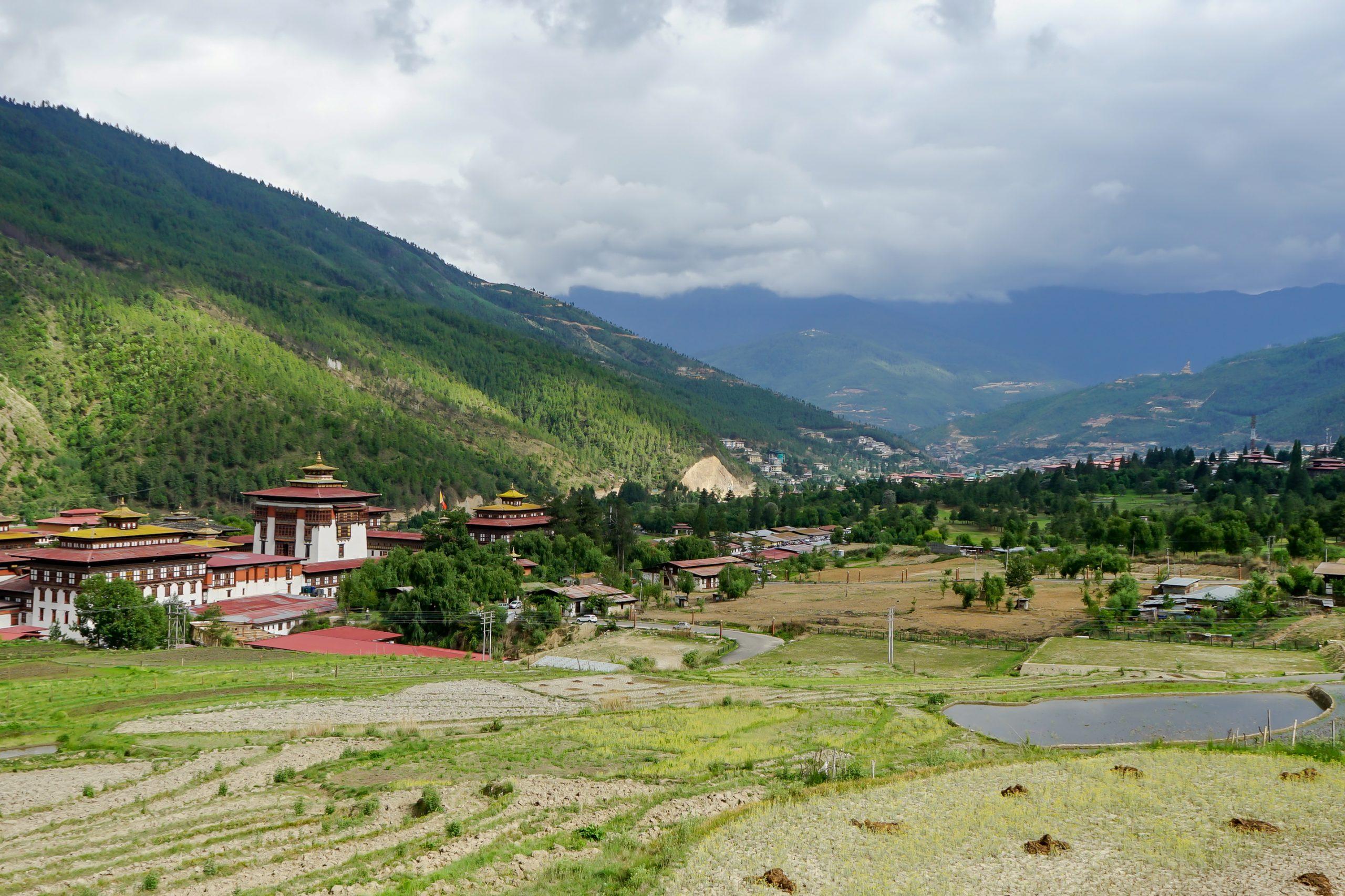 Taste of Bhutan | Trashi Chhoe Dzong, Thimpu , Bhutan