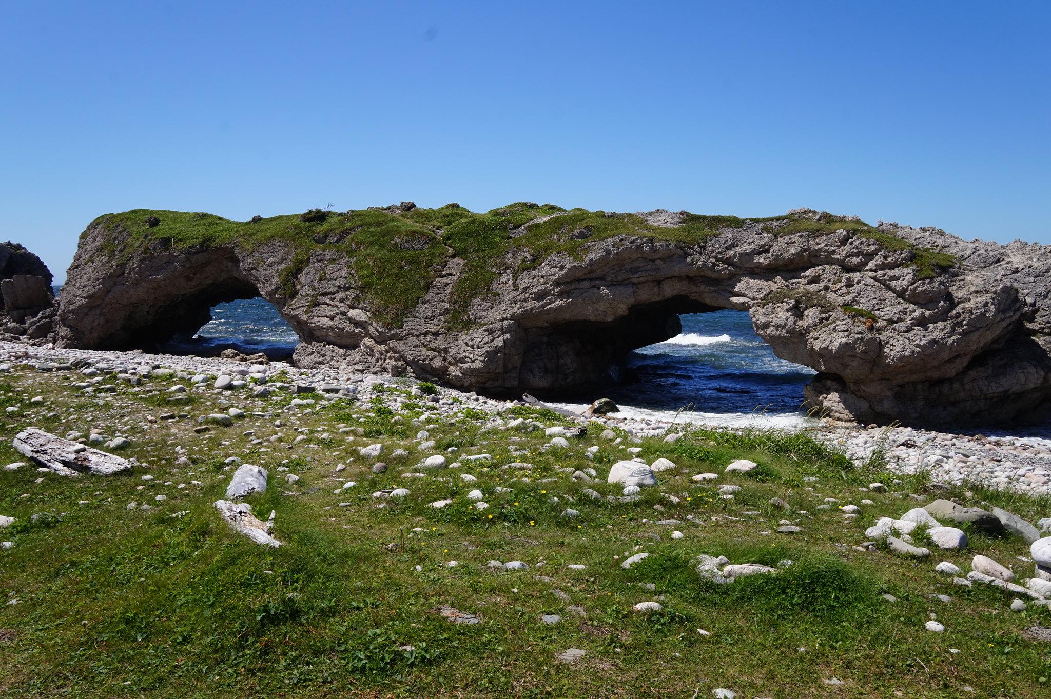 Newfoundland & Labrador | Arches Provincial Park, Newfoundland, Canada