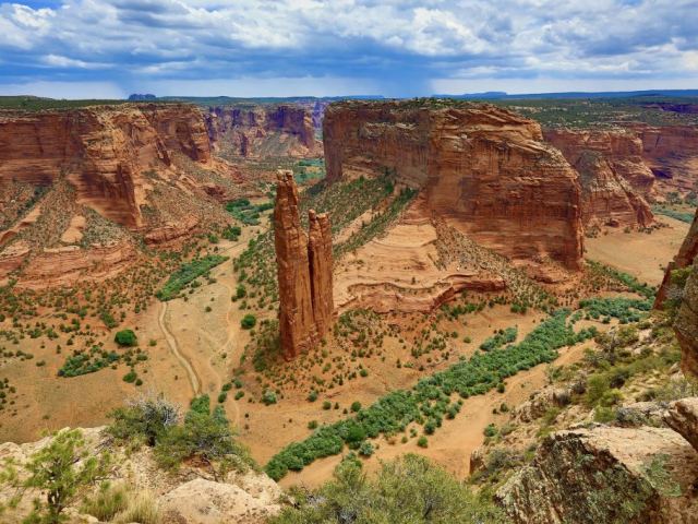 Southwest Native Trails | Canyon de Chelly National Park, Arizona, USA