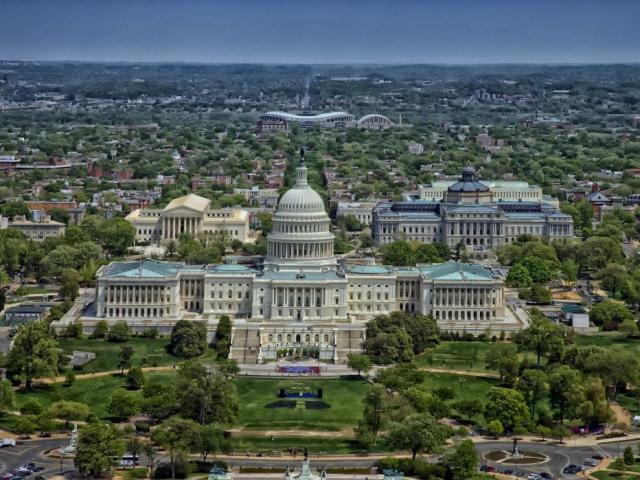 New York, Niagara Falls & Washington DC | Capitol Building, Washington DC, District of Columbia, USA