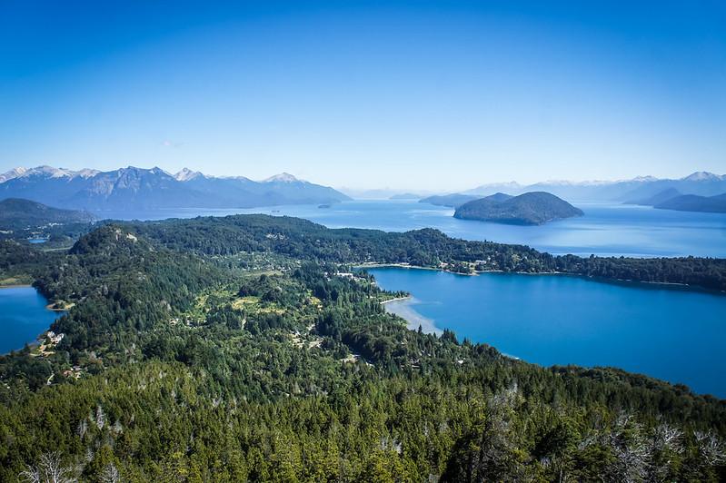 South America Landscapes | Cerro Campanario, Bariloche, Argentina
