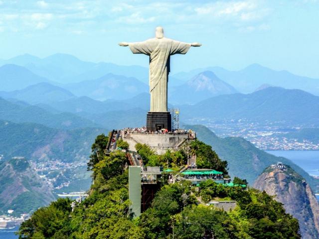 Impressions of South America | Christ the Redeemer Statue, Rio de Janeiro, Brazil