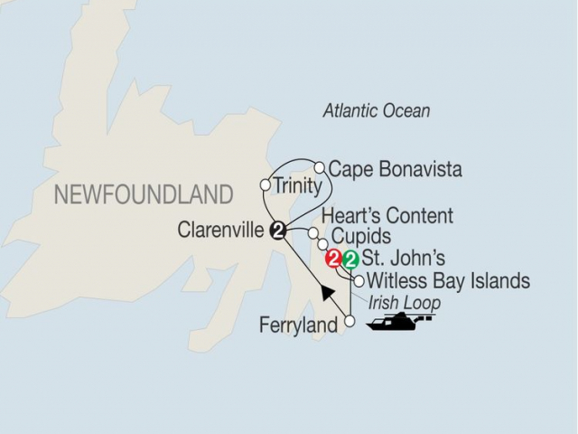 Colourful Newfoundland
