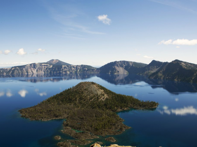 Oregon's Coast, Cascades & Craft Beers | Crater Lake National Park, Oregon, USA