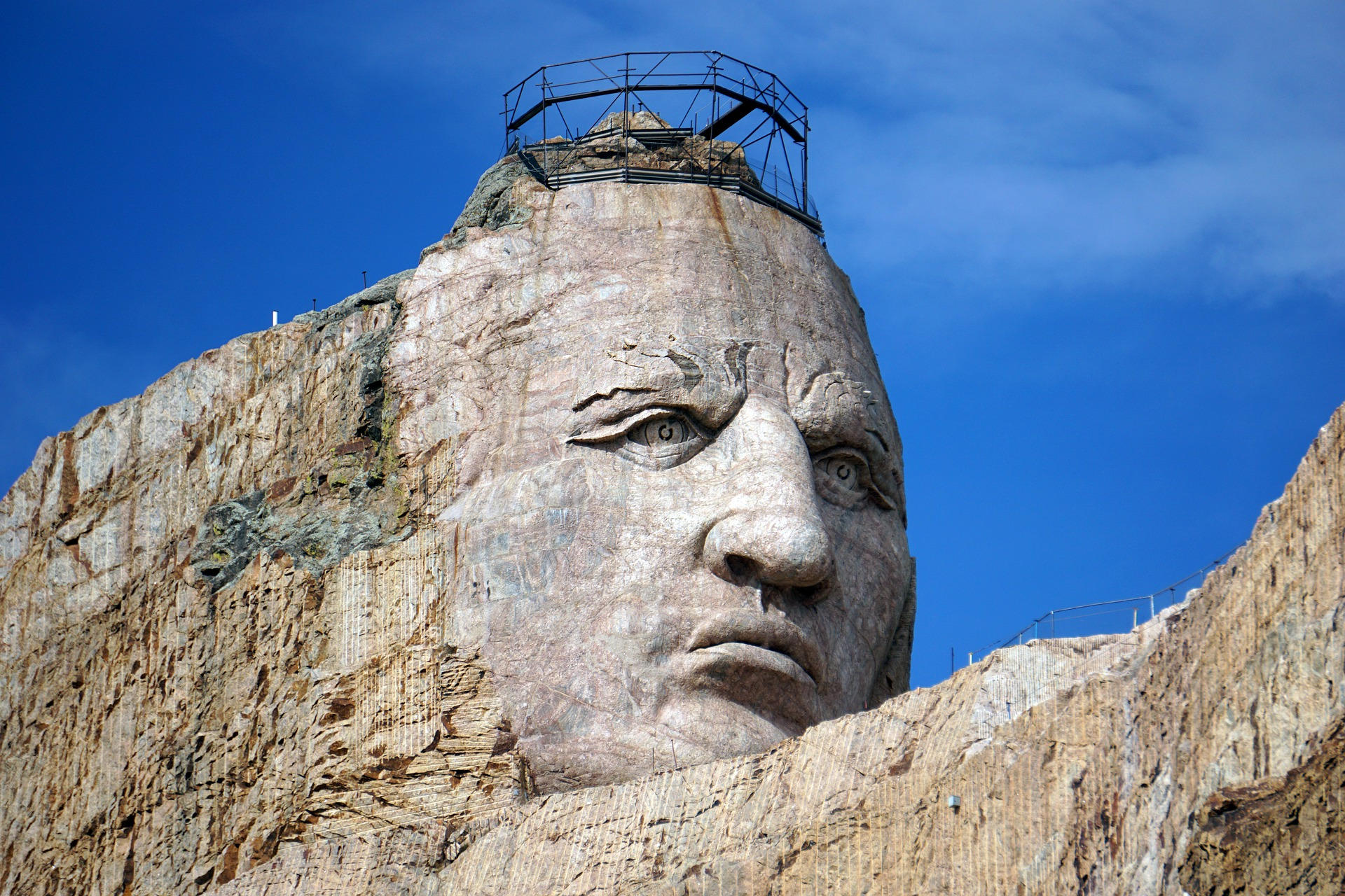 American Parks Trail | Crazy Horse Memorial, South Dekota, USA