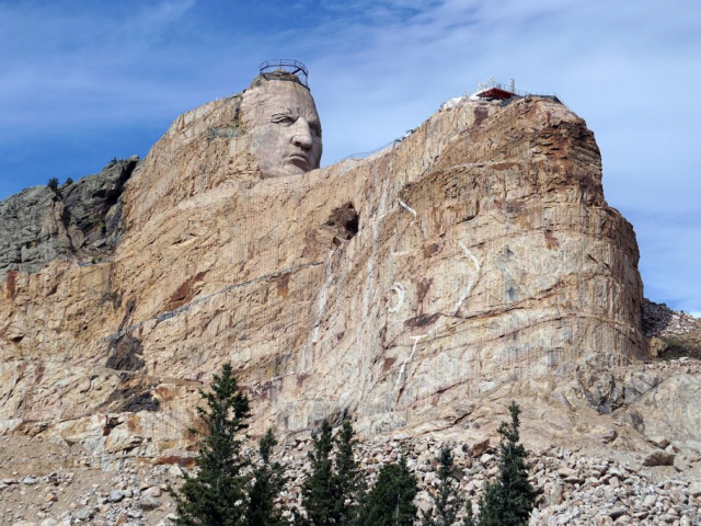 Parks & Canyons Spectacular | Crazy Horse Memorial, South Dakota, USA