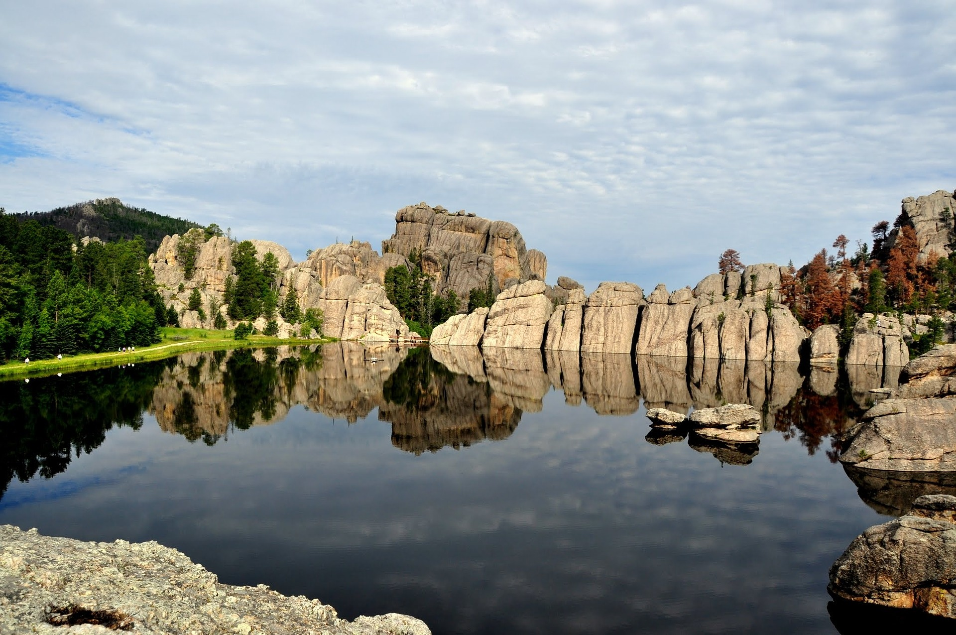American Parks Trail | Custer State Park, South Dakota, USA