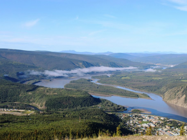 Alaska & The Yukon Tour | Dawson City, Yukon Territory, Alaska