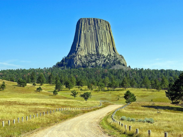 National Parks Wonders | Devils Tower National Monument, Wyoming, USA
