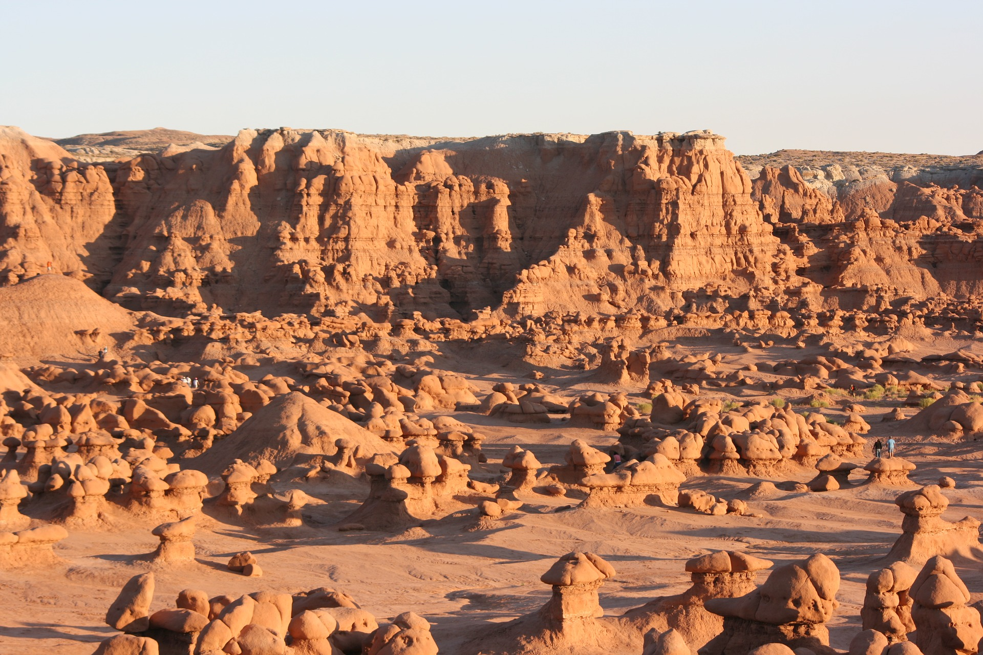 Utah's Mighty Five National Parks | Goblin Valley National Park, Utah, USA