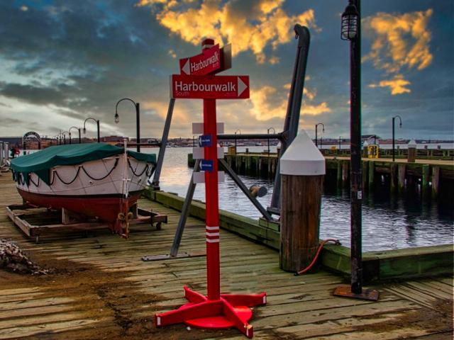 Wonders of the Maritimes & Scenic Cape Breton | Halifax Harbour, Nova Scotia, Canada