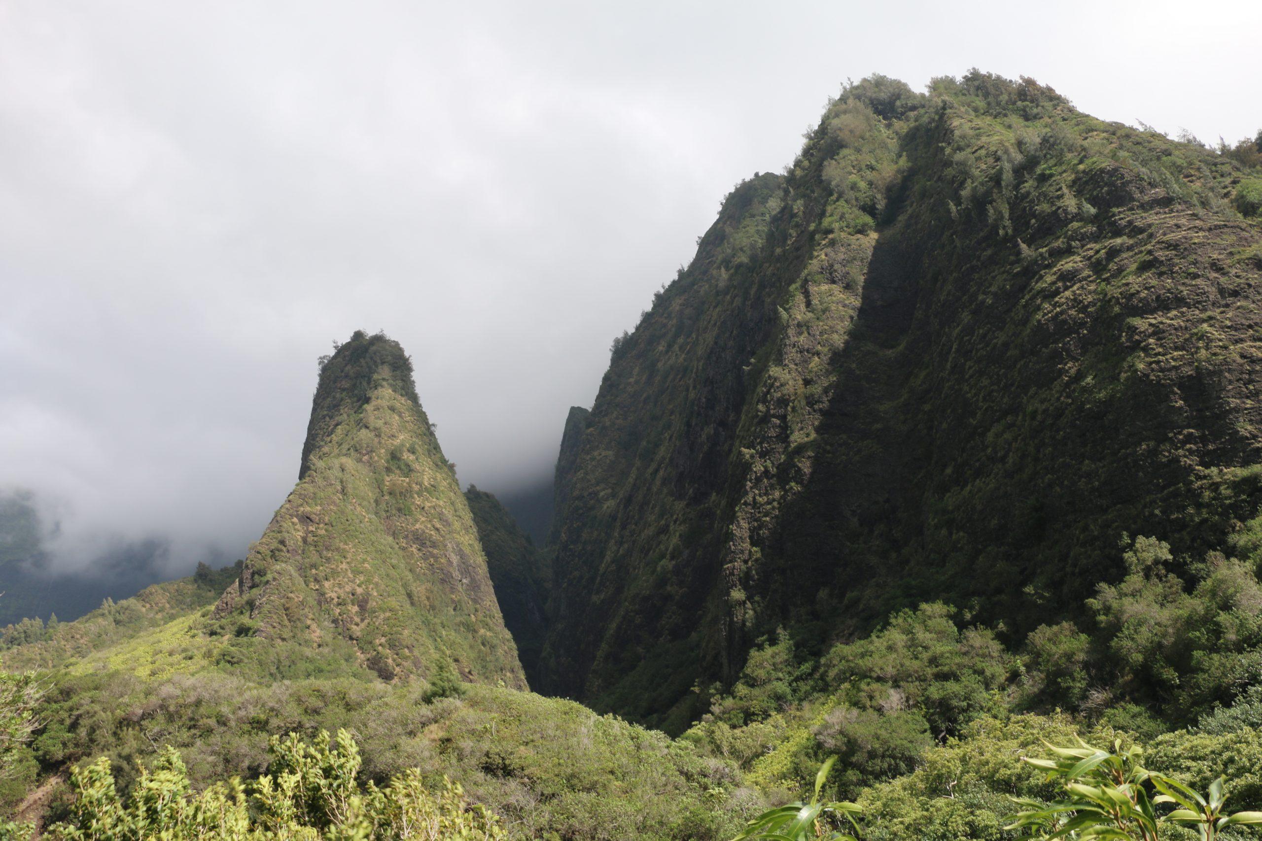 Hawaiian Islands | Iao Valley State Park, Maui, Hawaii