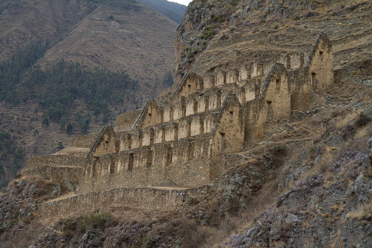 Ultimate South America | Inca Ruins, Ollantaytambo, Peru