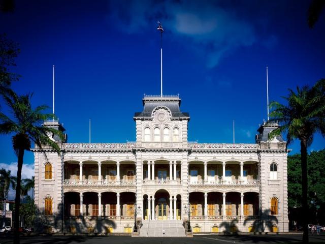 Hawaiian Explorer | Iolani Palace, Honolulu, Oahu, Hawaii