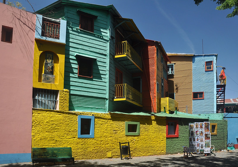 Highlights of South America | La Boca, Buenos Aires, Argentina