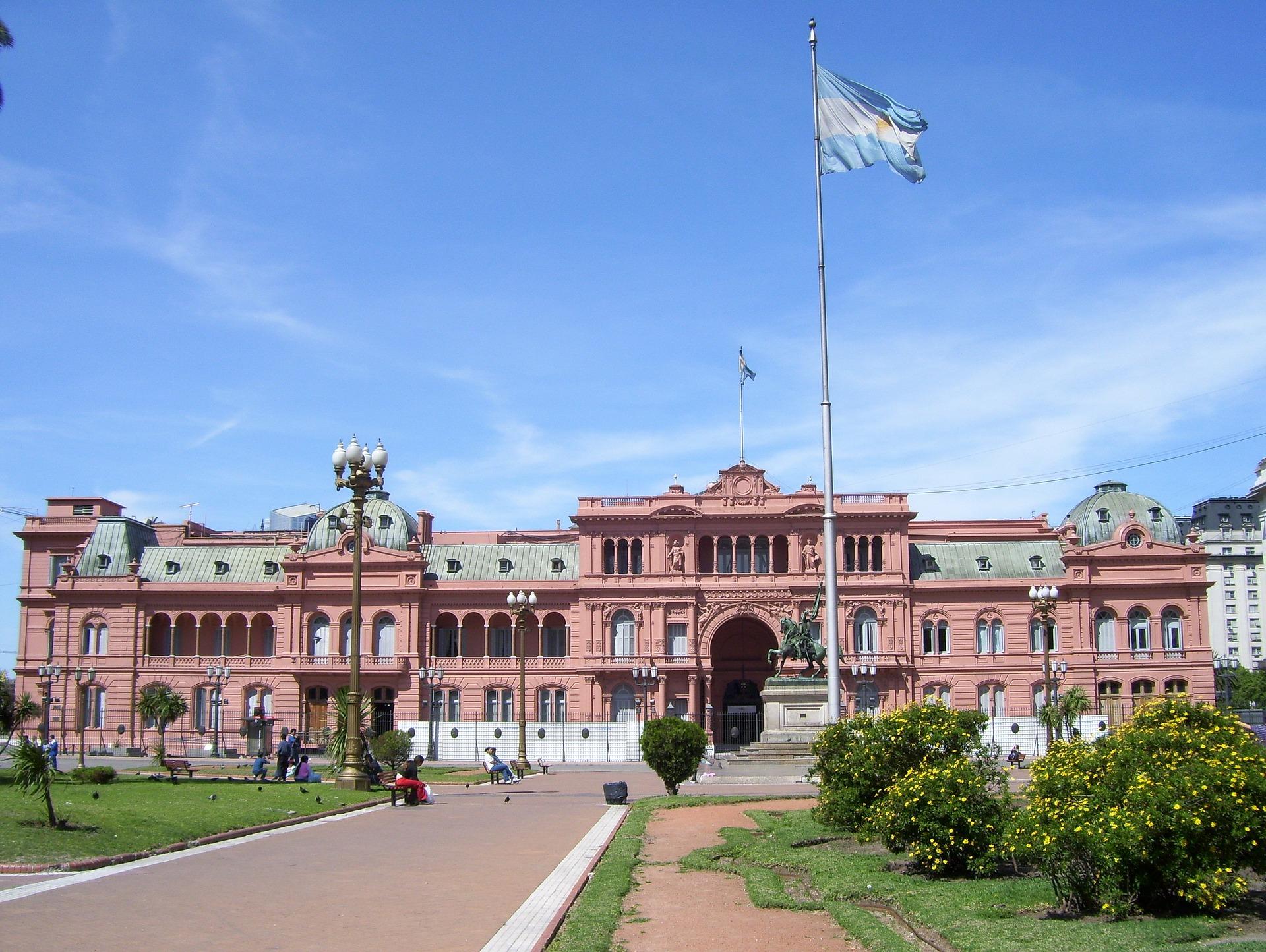Brazil, Argentina & Chile Unveiled   La Casa Rosada, Buenos Aires, Argentina