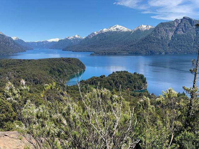 South American Odyssey | Lago Nahuel Huapi, Bariloche, Argentina