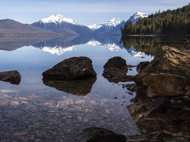 Secrets of the Rockies & Glacier National Park | Lake McDonald, Glacier National Park, America