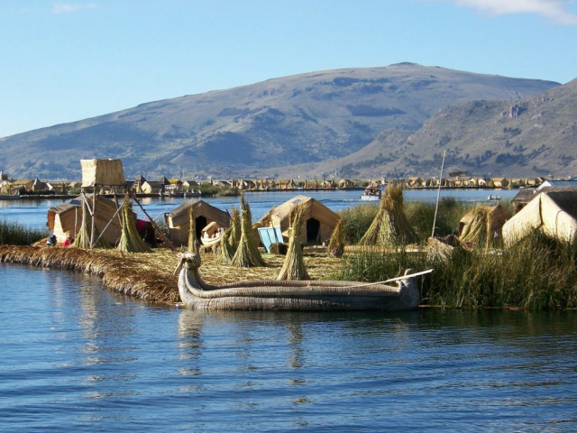 Highlights of South America | Lake Titicaca, Peru